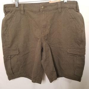 NWT Carhartt original fit rugged flex shorts